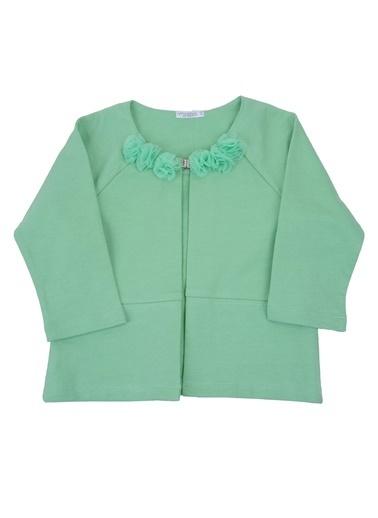 Zeyland Ceket Yeşil